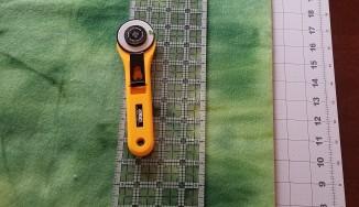 Cut edge even